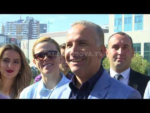 Prishtinë, kandidatët vazhdojnë fushatën - 19.08.2017 - Klan Kosova