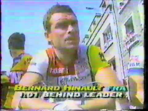1985 Tour de France Week 2