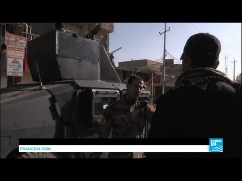 Iraq: Army forces say 60% of Eastern Mosul has been captured to Islamic state group fighters