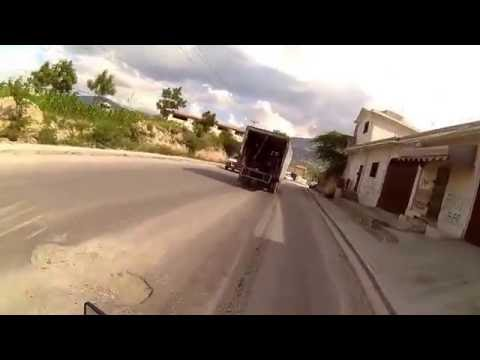 Motorcycle Ride from Tabarre to Route de Freres, Haiti
