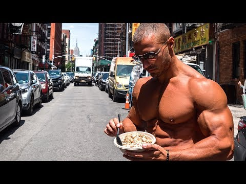 Full Day Of Eating In NEW YORK | Epic Cheat Day
