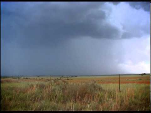 Thunderstorm in Africa / Donderstorm
