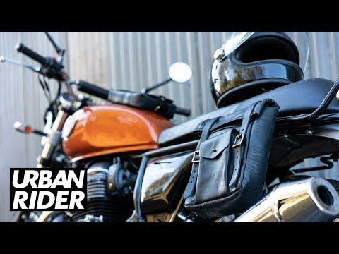 Trip Machine X Urban Rider Tank Pouch, Phone Sleeve & Pannier Review