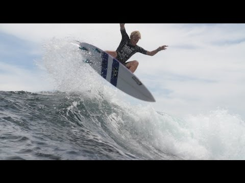 Siargao International Surfing Cup 2014/Cloud 9/  Round 3 Highlights