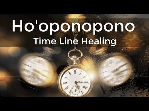 Hoóponopono Time Line Healing-Sandra Rolus