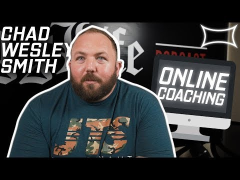 Should You Hire An Online Coach? - Online Coaching Vs. Physical Coaching Ft. Chad Wesley Smith