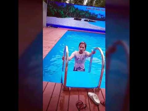 Hot Girl Đi Bơi Lộ Hàng | Hot girl lo hang | Gai xinh lo hang