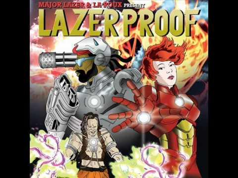 Major Lazer & La Roux - I'm Not Your Lemonade
