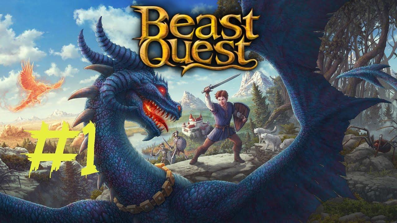 beast quest parte 1 ita pc  youtube