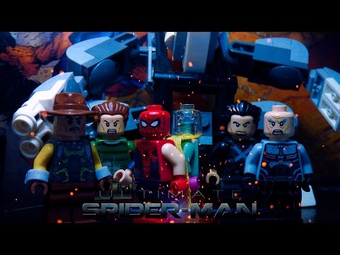 Lego Ultimate Spider-Man (Season 2:Episode 4)Sinister Six