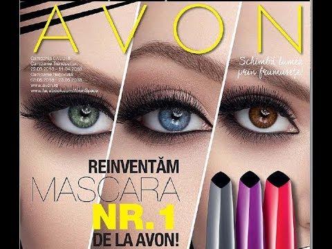 Catalog Avon C7 Catalog Avon Mai Campanie 7 Youtube