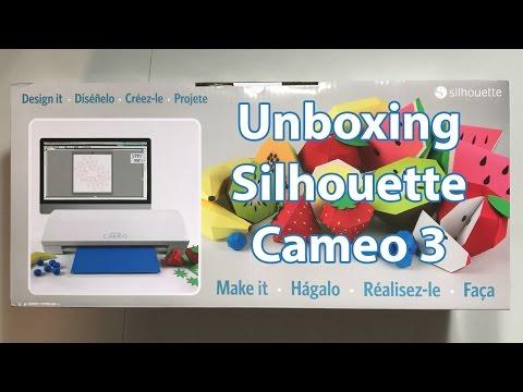 Unboxing | Silhouette Cameo 3 Vinyl Starter Plus Bundle