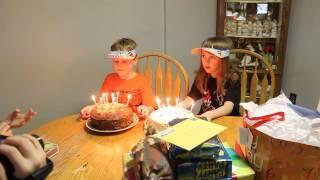 Mark and Allison's Birthday
