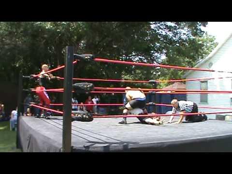 Tommy Mason vs Ed B.C. vs Scott Johnson