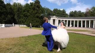 Свадебный день Петра и Раисы