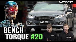 BENCH TORQUE #20 | Council madness, 2-speeds & Skynet | fullBOOST