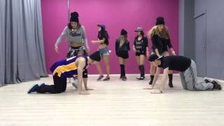 Танец на песню Тимати