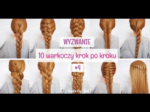 Kłos - 10 warkoczy krok po kroku - hair by Jul from YouTube · Duration:  4 minutes 31 seconds
