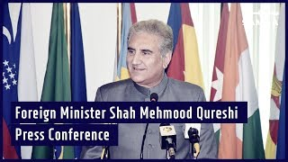 Foreign Minister Shah Mehmood Qureshi Press Conference | Samaa TV | June 27, 2019