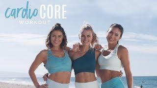 The Best Quick Cardio Core Workout | Tone It Up Bikini Series!