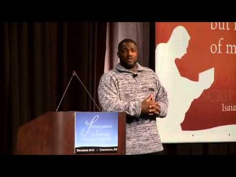 The Sufficiency of Scripture in the Disciple Making Ministry of the Church... - Voddie Baucham