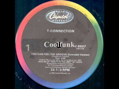 "T-Connection - You Can Feel The Groove (12"" Extended 1984)"