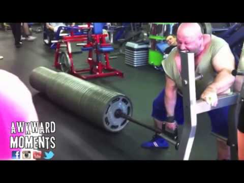 Thumbnail: Meathead used all the 45lbs. plates for this...