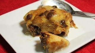 Raisin Bread Pudding In The Crock Pot