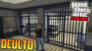 INCREÍBLE!! CELDAS ENCONTRADAS! SITIO OCULTO!! - Gameplay GTA 5 Online Atracos a Bancos PS4