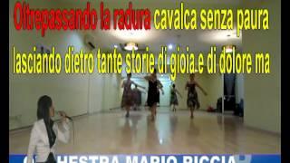 CABALLERO - Orchestra Mario Riccardi KARAOKE