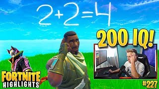 Tfue DESTROYS Pro Player with SMART Pyramid Trick!! | Best and Funny Fortnite Highlights