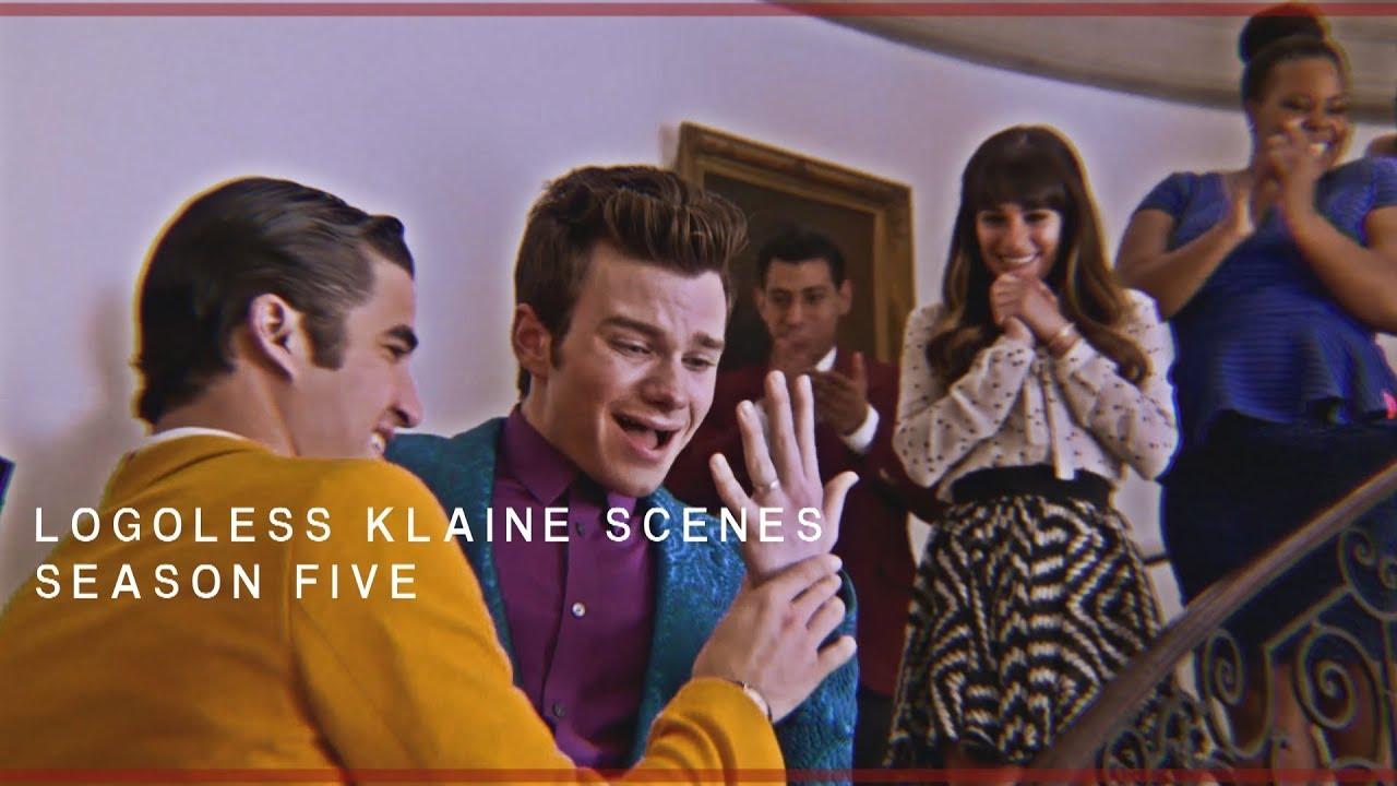 Download logoless hd klaine scenes - season 5 [dl link in desc]