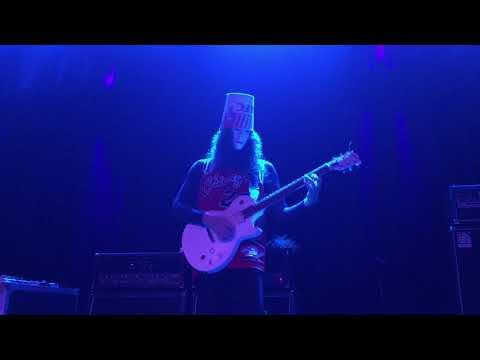 Buckethead - Nottinham Lace (Omaha, NE 4/19/16)