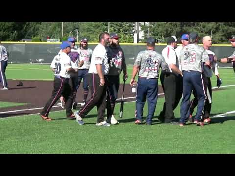 2019 Seattle Major Incident Between TDB And Dan Smith - Benches Clear, Middle Shot
