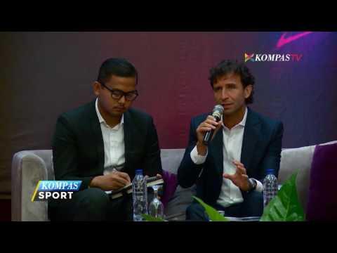Kekurangan Sepak Bola Indonesia Menurut Luis Milla