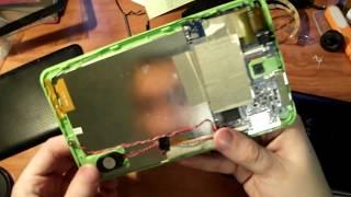 видео ремонт айпад