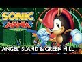 Sonic Mania Plus Switch Encore Mode Ep 01 Angel Island Green Hill Special Stage 1 4 mp3