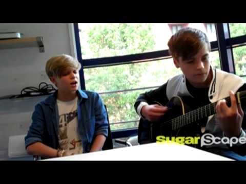 Ronan Parke - We are shooting stars (Acoustic)