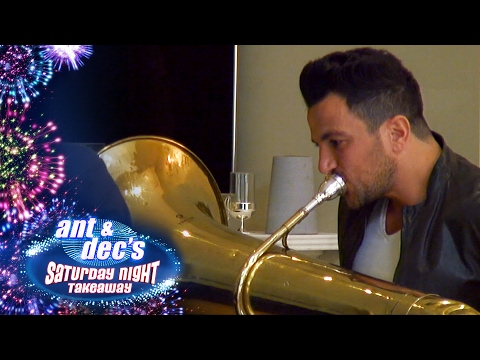Peter Andre's 'Get Out Of Me Ear!' Prank With Ant & Dec - Saturday Night Takeaway