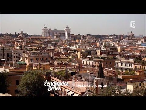 Week-end à Rome - Échappées belles