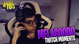 UNA MAMMA CHIAMA FAZZ IN LIVE | BLUR vs DARK SOULS 3 | Melagoodo Twitch Moments [ITA]#165