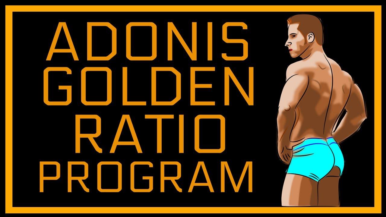 Golden ratio pdf adonis