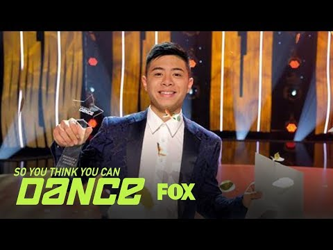 Filipino American is the First Breakdancer to Win 'So You Think You Can Dance'