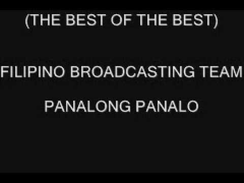 Broadcasting Filipino