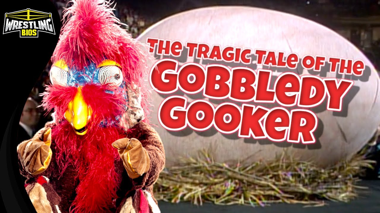 The Tragic Tale of The Gobbledy Gooker