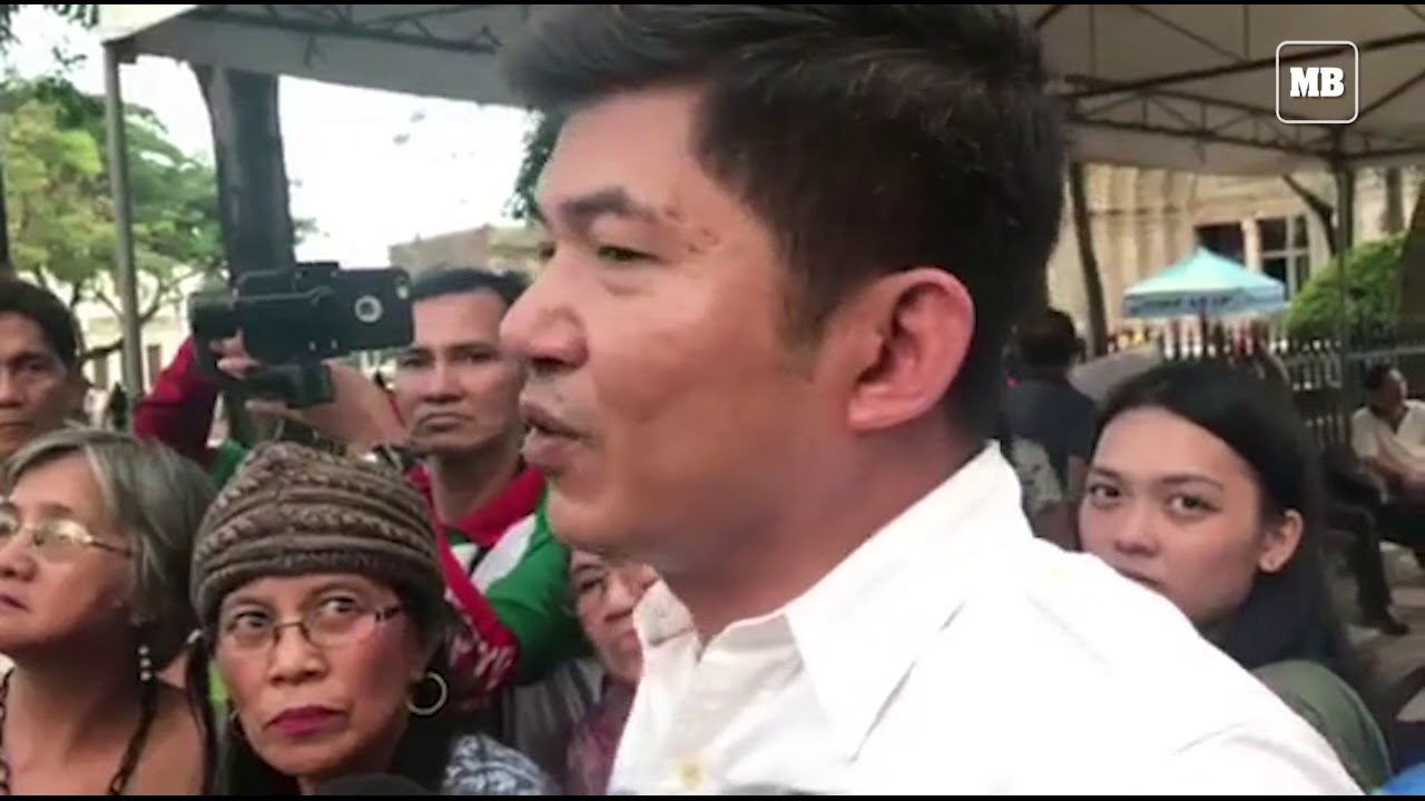 Atty. Glenn Chong answers back at COMELEC Spox Jimenez' claim