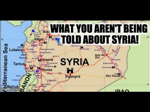 9 Things The Media WON'T Tell You About Bombing Syria