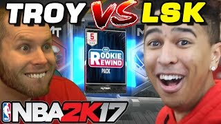 TROYDAN VS LSK - NBA 2K17 SHOWDOWN!