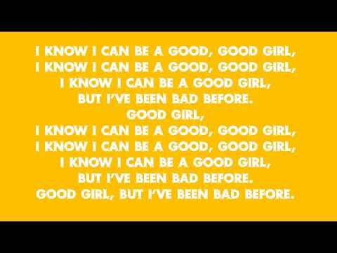 Alexis Jordan  Good Girl HD Lyrics