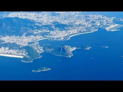 Rio de Janeiro Brazil 4K Ultra HD Film